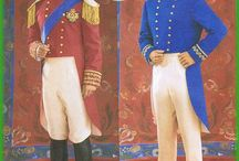 Mens Historical Costume Patterns