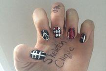 Nails (band designs)