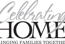 Small Business / Make Your House a Home with CELEBRATING HOME
