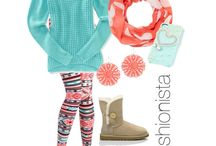Modest tween girl fashion