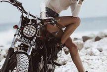 la moto è Femmina