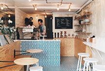 Café rústico