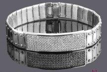 Men's Diamond Bracelets