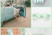 Mood board - Pastels