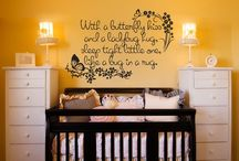 Nursery Ideas / by Toni Wolcott
