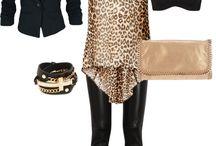 Fashion ideas - leather leggings