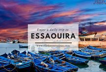 Essaouira / Private daily trips from Marrakech to Essaouira