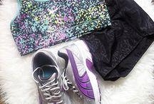 Sport Chic / Mis accesorios para hacer deporte y trucos para una vida saludable.... os espero en The Princess In Black.  #sport #ropadedeporte #chic