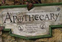 Apothecary ~ Herbalist By Nature.             Healing Arts ~ Herbs, Salves & Potions.  / Nature IS our Apothecary.  God has given us everything in nature to heal ourselves.   Spa ~ Health ~ Beauty ~ Soaps ~ Salves ~ Tinctures ~ Natural Healing ~ Herbs ~ Foods ~ Teas ~ Recipes ***Like me at www.facebook.com/HerbalistByNature*** / by Stephany Brown