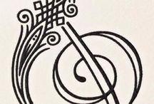 Рисунки музыки
