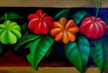 pollyanna ferreira / Pinturas em Óleo sobre tela de minha autoria.