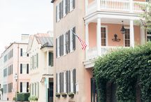 Charleston, South Carolina / Favorite pics and spots in our hometown.