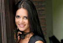 Monica Spear / http://es.wikipedia.org/wiki/M%C3%B3nica_Spear / by Willkins Moreno