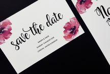 Save the Date cards`