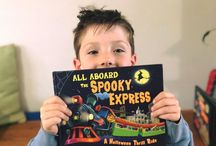 Spooky Express Halloween Book