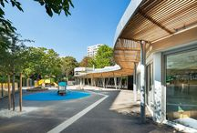 SCHOOL | EDUCATIONAL ARCHITECTURE / SCHOOL ARCHITECTURE, PLAYGROUNDS