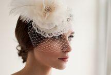 Şapka! / Düğünün için en güzel gelin şapkaları!