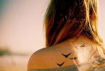 Tattoos <3 / by Courtney Seifert