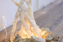 Fireplace / by Breezy Liles
