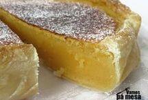 tarte feijão