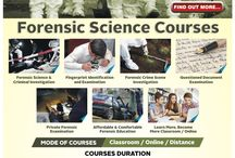 Forensic Education
