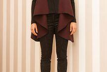 mantelle giacche