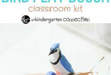 Teaching-spring theme / home school preschool themes