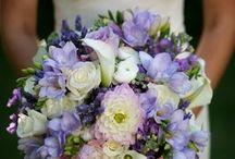 Weddings - Flowers - Bouquets / by Liza