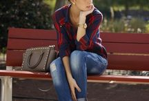 casual look / by Romina