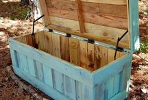 Wooden pallets idea