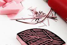 handmadestamps / by jesma archibald   (nutmegs)