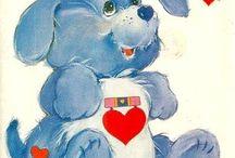 Care Bear Cousins   Loyal Heart Dog / Hondje Trouwhart