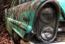 Rust cars