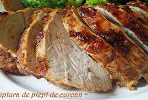 Retete cu carne de curcan