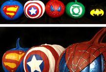 Superhero Halloween / by Brandi Godbey-Kirchhoff