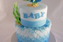 wonderfull Babyshower cakes / by Leascooking