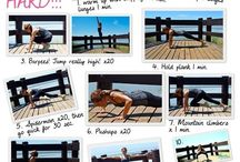 Fitness / Fav workouts and fitness advises