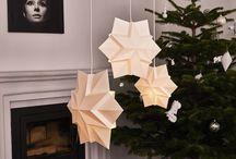 Weihnachtsdeko im SCHÖNER WOHNEN-Shop