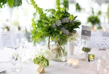 Botanical wedding ideas