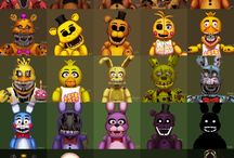Five night at the Freddy