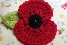 Crochet Poppies