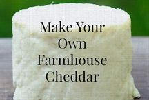 How to make cheese.