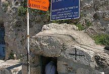 Tierra Santa de Israel