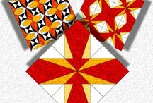 Quilt Patterns / http://www.sova-enterprises.com/catalog/index.php?cPath=18 / by Bead-Patterns (Sova-Enterprises.com)