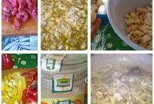 Kuchenne inspiracje wariacje czyli ja i kuchnia / Czasami cyknę fotkę czegoś, co robię i tyle :)