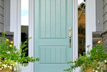 Exterior Door Paint Colors