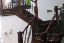 - Staircases -