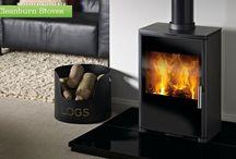 Multifuel & Wood Burning Stoves / Stove Ideas