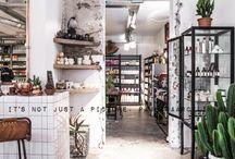 stores/ shop concept