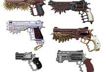 Оружие футАРТ